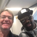 @OHenleyAlex Alex is right! Just met Kolo on my flight from Paris this morning! https://t.co/F2j9ZuSSKq