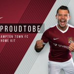 REVEALED: The new Northampton Town @Nike Home kit for 2016/17! https://t.co/8ZEscAvcXn