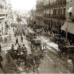 Carrera de San Jerónimo #Madrid 1915 https://t.co/IITS2Z6xG6