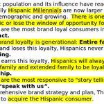 "#DNCLeak: DNC strategy to ""capture"" hispanic millenials and their families for a generation https://t.co/CrBZPHhJfT https://t.co/VXD1bi88TM"