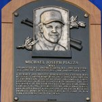The plaque. #HOFWKND https://t.co/8WZ899kSq2