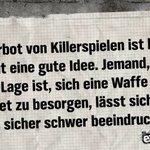 #Kauder #DeMaiziere #Killerspiele #Egoshooter (Repost) https://t.co/IaMVBmhM3M