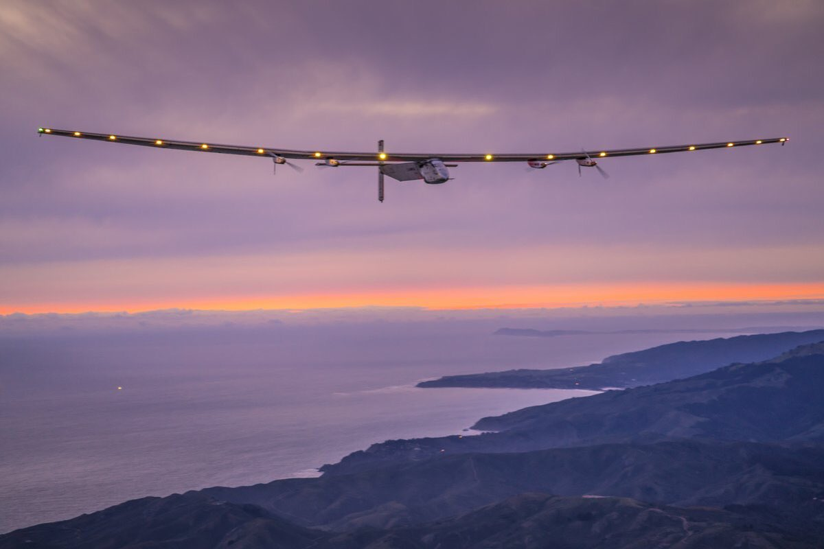 RT @UNFCCC: .@solarimpulse to land in Abu Dhabi after flying around world without fuel. Welcome it here: https://t.…