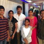 #Ilayathalapathy #Vijay & @ARMurugadoss Family Meeting Today 2 Blockbuster Combo meet #Kaththi & #Thuppakki https://t.co/BczToWGmQO