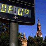 Por sus temperaturas medias estivales, Sevilla es la capital de provincia más calurosa de España. https://t.co/cmfIsbbaCm