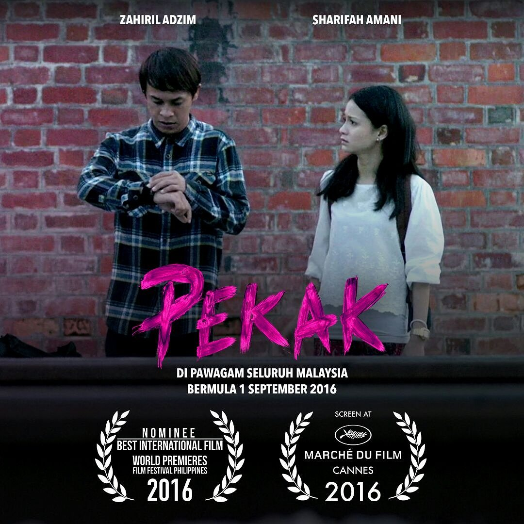 Cannot wait for #Pek4k to hit Malaysian cinemas! Super proud to be repping #PekakMovie #madeinMalaysia https://t.co/aSCbMw76Mc