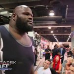 """""""Somebodys gonna get their ass kicked...and theyre gonna be on #RAW!"""" - @TheMarkHenry #RAWPreShow https://t.co/YbRaAVP2ia"""