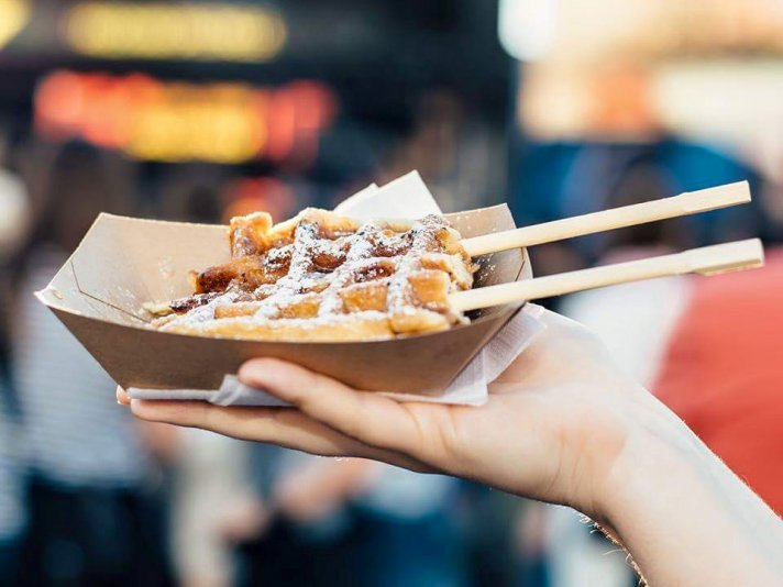 Did you know? North America's largest gathering of food trucks takes place in Montreal!