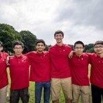 Это команда США, которая победила все азиатские команды на Олимпиаде по математике https://t.co/sPNT0980Vs