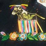 Lindos bordados dos alunos da oficina ministrada e certificada  pelo IEMA Praia Grande @FlavioDino @GovernoMA https://t.co/v56sHVxA4Q