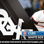 FINAL: #WhiteSox win AGAIN in walk-off fashion! This time, Saladino the hero! PGL starts NOW on CSN. #CrosstownCSN https://t.co/d5tclix9gO