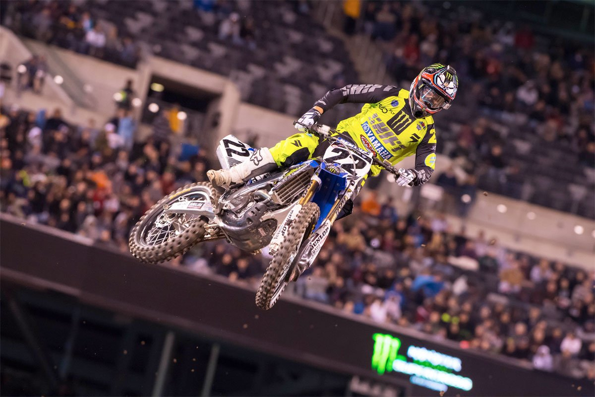 Catching Up: Chad Reed - Australian great @CRtwotwo on 2016 season so far and much more. https://t.co/5Ffkf2hHMC https://t.co/Zg32sUpVeK