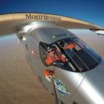 #Radical last @solarimpulse inflight #selfie above the Saudi Arabian desert #futureisclean https://t.co/aZzUqXntBj