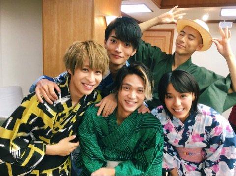 ブログを更新しました。 『夏映画イベントデイ!』 ameblo.jp/hayato-isomura……