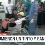 Tragedia en hogar geriátrico de Valledupar: un adulto mayor murió intoxicado; 17 más están hospitalizados. https://t.co/vw8h2wnJ9W