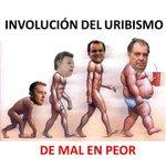 @vivianaballen5 @juanes @Doctor_Fausto Sin Argumentos esos Srs Uribestias !! https://t.co/QwNa8PsVp9