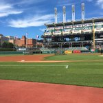 What a night for baseball in Cleveland. Tribe returns home to play the Nats. 7:10 first pitch. Warm Up show 6:37 ! https://t.co/wRuBwuKBJg