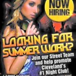 Ladies! Stop in to apply & see if you have what it takes to represent the hottest club in Cle 💋 #hustlerhoneys https://t.co/D7QiChbk06