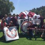 A equipa do Torino de 1949 foi hoje homenageada pelo Benfica e pelo clube italiano, no Estádio Nacional. https://t.co/ysdGsNWkIN