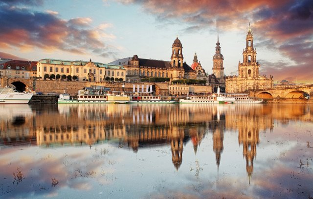 Why Dresden Germany is a fabulous phoenix!