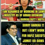 Dis is how my Lion roars #watch out @iGoswamiArnab vs @BDUTT https://t.co/Fp5qjGpcAD