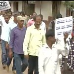 Karnataka: Dalit organisations protest over thrashing of a dalit family in Chikmagalur https://t.co/5l9zavRcHD