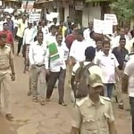 #Karnataka: Dalit Organisations Protest Over Thrashing Of A Dalit Family In #Chikmagalur https://t.co/eBc6WmPYZE https://t.co/BPHY8WWtr7