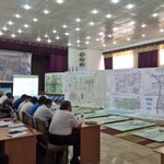 В актовом зале КГУСТА #vbishkeke проходит градостроительный совет. https://t.co/KM9UWWUIcC