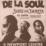 Less than 1 week to go till @WeAreDeLaSoul play right here in Newport! Get your tickets: https://t.co/NvlaGQtX2l https://t.co/WQGKIgCqm8
