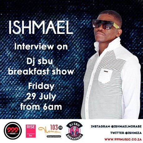 Catch me @cici_worldwide @ajlive_ on @djsbu tomorrow morning 6am https://t.co/SnJ0BrPvoI