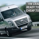 Best of VW Crafter #Leasing Campaign: Quote now! https://t.co/cRqF8tiPo2 #panelvan #dropside #tipper #KPRS #87RT https://t.co/7aC9BMVfuq