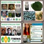 Konsumen Masker Spirulina Tiens COD di Palembang, SMS/WA: 081293731511 (Iwan) #MaskerSpirulina #Palembang https://t.co/H3fZQAJDIR