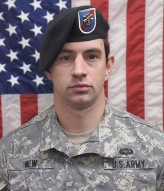 Today we remember Staff Sergeant Stephen M. New on the third anniversary of his passing. De Oppresso Liber! https://t.co/HXhI75zl4r