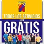 Recuerda que #EnCasadeJusticia nuestros servicios son totalmente Gratis @SantaMartaDTCH @VIDIAZBA @secretariagob https://t.co/ahExwAXScp