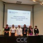 # Ahora Apertura del Taller Enfoque de género @SAGARPA_mx @MujeresCampo @incarural participa #Hidalgo #Tlaxcala https://t.co/1aZpE0SwQb