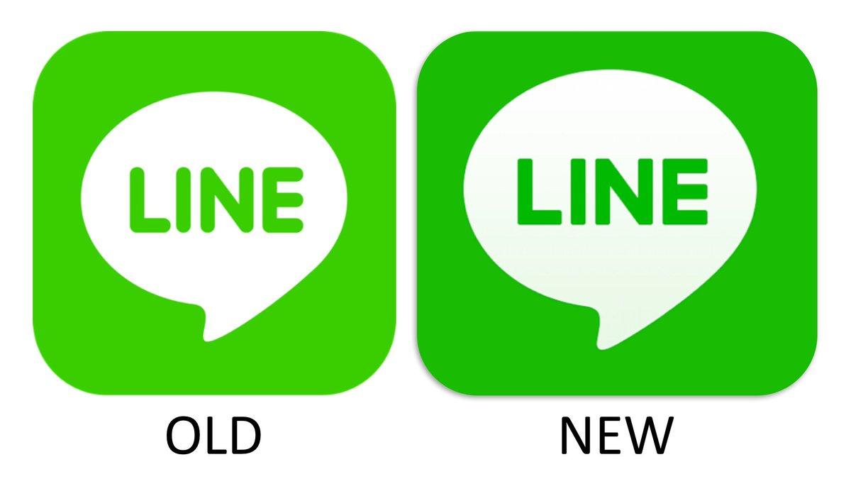 รู้หมือไร่? LINE มีแอบเปลี่ยนโลโก้นิดนึงนะ จากตัวอักษรมนๆเป็นเหลี่ยมๆแทน มีใครสังเกตมั้ยเอ่ย #LINE #ZANROO https://t.co/2ie9Xli8TF