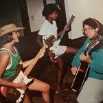 #TBT Dorm life, 1985. Rock on. 🤘 https://t.co/89Vb0vfpN6