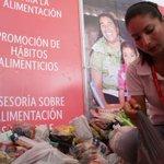 Durante la Jornada Nacional de Alimentación, beneficiarias PROSPERA SLP donaron diversos productos alimenticios https://t.co/NazXASIZqP