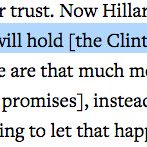 Jane Sanders to @RollingStone: Endorsement means we're going to hold HRC accountable https://t.co/Wfnb3A5us9 https://t.co/T0kiDTKtzI