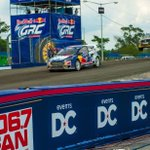 Flags down #DC @RedBullGRC racers are going bumper to bumper for 🏆 @ #rfkstadium this weekend! 🏁🏎🏅#mydccool https://t.co/NFTUOZFXIV