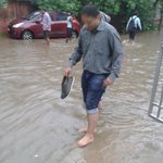 Free water skiing in car and newly developed beach outside office in #Gurugram https://t.co/nO9hOh2Ixi