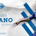 FICHAJE 🔵⚪🔵 | Alexis Ruano, juego aéreo para la defensa del Deportivo Alavés https://t.co/R3SFUFCHvx #AlexisAlbiazul https://t.co/EZiqrlvWFN