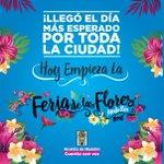 Medellín está lista para vivir una @FeriaenMedellin inolvidable hecha para vos! #FeriaDeLasFlores https://t.co/aRS4RIVhNp