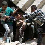 Bombardearon hospital de niños en el norte de Siria https://t.co/bHANLq6diF https://t.co/VbZAB0RXNi