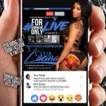 #Fordrinkersonly live tonight!  Streaming live From Facebook n Periscope at 11pm  https://t.co/74Rm8Juxnb 13