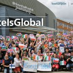 Were so proud to be part of #ScienceIsGlobal campaign. Amazing people, amazing workplace! @royalsociety https://t.co/SHLn44LAvB