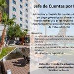 Envía tu CV actualizado a araceli.quiterio@hotelesrealinn.com #empleo #RI #Cancún @VivoEnCancun https://t.co/ekLb05dmoz