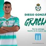 📰 #SantosInforma La transferencia definitiva de @pulpo_ok al @RacingClub. ¡Éxito en tus nuevas aspiraciones, Diego! https://t.co/1t8UwrECQs