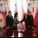 Panamá y Polonia firman mecanismo de consultas políticas y acuerdan apertura de Embajada en Panamá para el 2017 https://t.co/XTuVUUGuXi