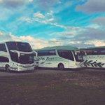Presentamos flota que trasladará a jugadores Rojos, profesionales y jóvenes. SEBABUS transporte oficial de Ñublense! https://t.co/krD0Qd1jUB